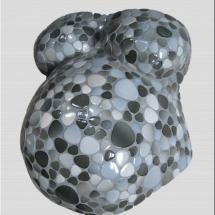 Mozaiekbuik Pebbles